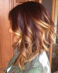 medium length hair with ombre highlights ombre hairstyle for medium length hair medium hairstyles with