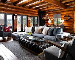 cabin living room decor perfect cabin living room decor inspirations cabin ideas plans