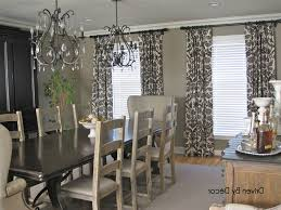 dining room curtain ideas dining room drapes ideas formal curtains basics sheer rod pocket