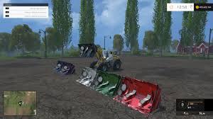 wheel loader bucket for ls 2015 farming simulator 2015 15 mod