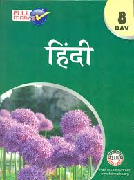 dav hindi class 8 amazon in full marks books