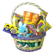filled easter baskets boys filled easter candy basket for boys blaircandy