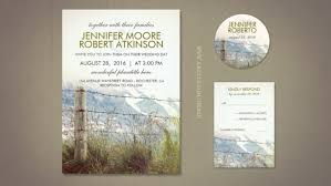 mountain wedding invitations rustic wedding wedding invitations by jinaiji