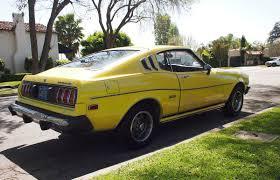 vintage toyota celica daily turismo 5k yellow bird 1977 toyota celica gt liftback