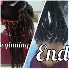 hairstyles using rubber bands rubber bands box braids hair pinterest rubber bands
