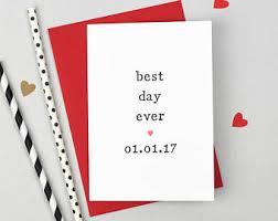 Groom And Groom Wedding Card Groom Wedding Card Etsy