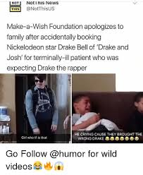 How To Make A Drake Meme - 25 best memes about drake and josh drake and josh memes