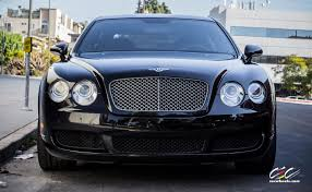 bentley continental flying spur blue bentley continental flying spur