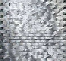 home design 3d textures 2015 new modern house design 3d diamond aluminum metal mosaic wall