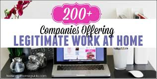 Work Home Design Jobs 200 Companies Offering Legitimate Work At Home Jobs