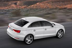family car side view 2015 audi a3 rear side view 312 cars performance reviews and