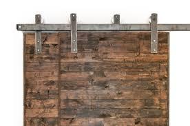 Barn Door Camera Mount by Bypass Industrial Classic Sliding Barn Door Closet Hardware