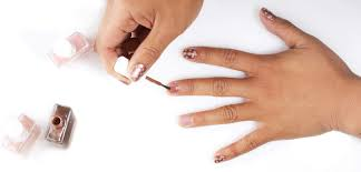 how to pull off 3 easy nail designs 100 pure