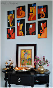 Home Decor Wall Paintings 373 Best Indian Home Decor Images On Pinterest Indian Interiors
