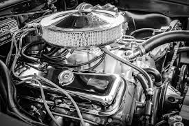 Car Part Home Decor Engine Photography Fine Art Photography Black And White