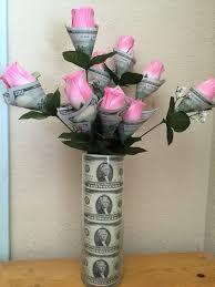 Flower Ideas Best 25 Money Flowers Ideas On Pinterest Money Bouquet Folding