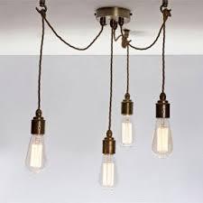 ceiling roses light hooks cord grip lighting plates
