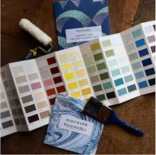 farrow u0026 ball colour card of 132 colours paint u0026 paper ltd