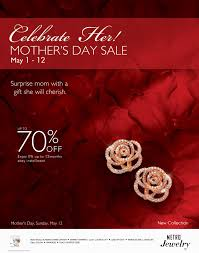 mothers day jewelry sale metro jewelry metro stores s day sale may 2013 sale