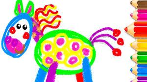 fun drawing learn games for kids preschool kids learn color