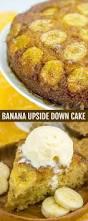 best 25 banana upside down cake ideas on pinterest banana bread