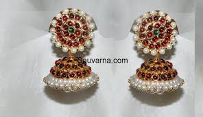 buttalu earrings buttalu sauvarna indian jewelery
