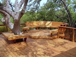 Wrap Around Deck Plans Bench Wood Bench Around A Tree Amazing Tree Bench Plans Amazing