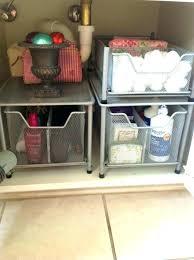 bathroom cabinet organization ideas bathroom cabinet storage gilriviere