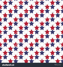 Use Flag Seamless Star Pattern Official Colors Usa Stock Vector 264680603