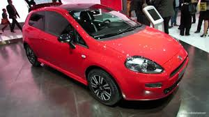 fiat punto 2013 fiat punto twin air exterior and interior walkaround 2012