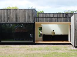 simple small house design in denmark offers plenty of space and light