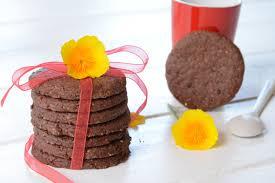 cuisine saine et gourmande biscuits cacao quinoa pour une pause saine et gourmande au fil