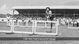 quotes about life s hurdles s u0027pore u0027s first female olympian tang pui wah u201cin life you