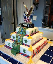 eagle scout cake topper my attained the rank of eagle scout this summer and i made