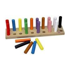 colour color montessori materials righttolearn com sg