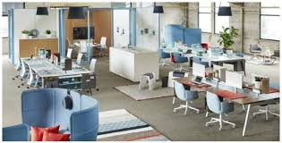 Roi Office Interiors Improve Roi By Utilizing Office Space Wolf Commercial Real Estate