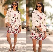 karla quinones zara floral print dress zara gladiator sandals
