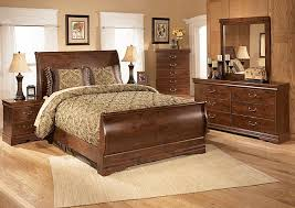 Ashley Furniture Bedroom Sets On Sale by Gk Furniture Wilmington Queen Sleigh Bed W Dresser Mirror