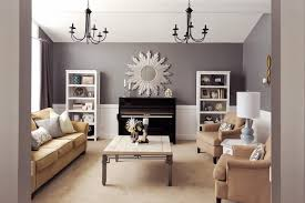 Silver Living Room by Living Room White Gray Charcoal Gold Metallic Black Etsy