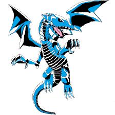 blue eyes white dragon by akatsukifangirl91 on deviantart