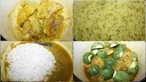 cuisine marocaine poulet riz au poulet et courgettes cuisine marocaine sousoukitchen