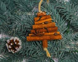 30 handmade decorations with cinnamon sticks adding