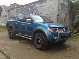 mitsubishi strada modified 747team 2007 mitsubishi triton specs photos modification info at