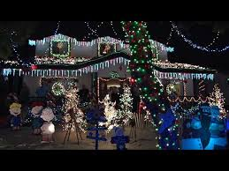 palos verdes christmas lights trouble on candy cane lane growing crowds raise concern in el