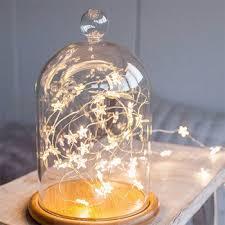 best led copper wire string lights led lights felt