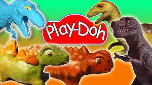 toy dinosaurs for children dinosaur battles play doh dinosaurs