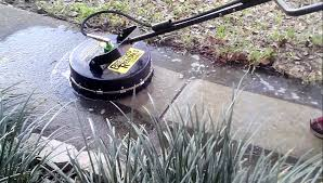 rent a power washer surface cleaner pressure washer attachment