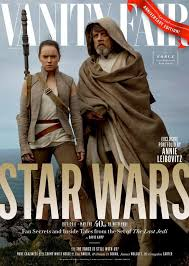 Tiger Woods Vanity Fair Star Wars The Last Jedi Vanity Fair Covers Many Emotions The