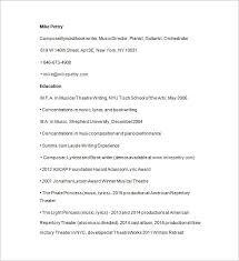 Music Resume Template Argumentative Essay On Cyber Bullying 8th Grade Research Papers