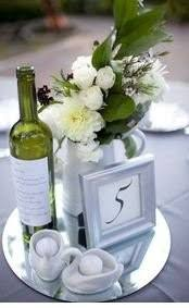 wine bottle wedding centerpieces wine bottle centerpieces weddings do it yourself wedding